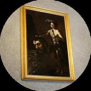 visit borghese gallery caravaggio