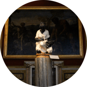 visit borghese gallery sculpture