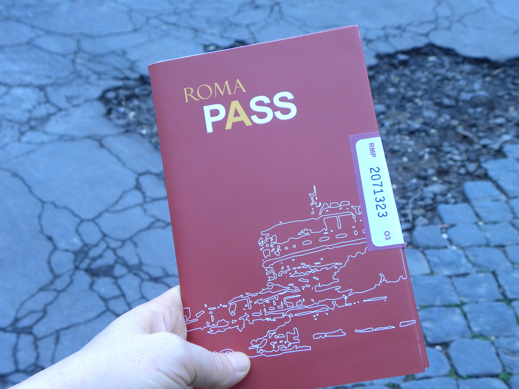 top attraction in rome Roma Pass