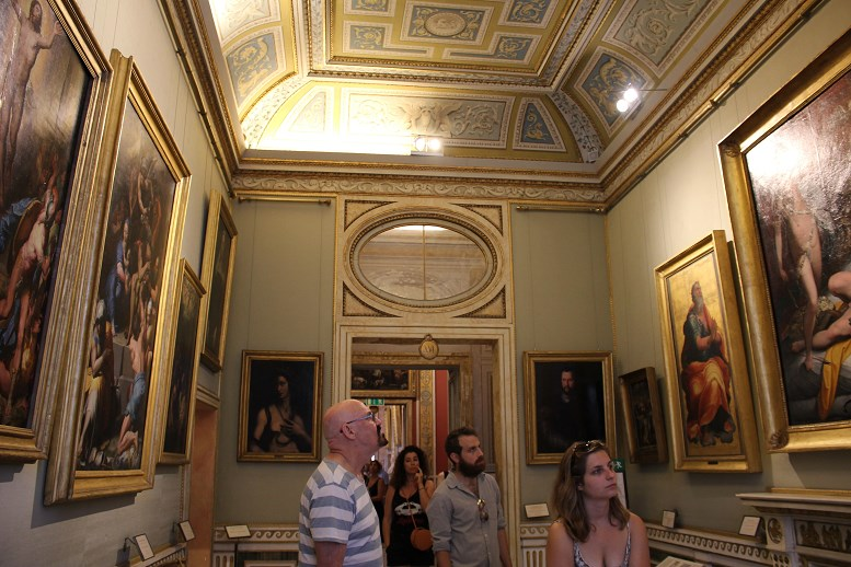 borghese gallery hours