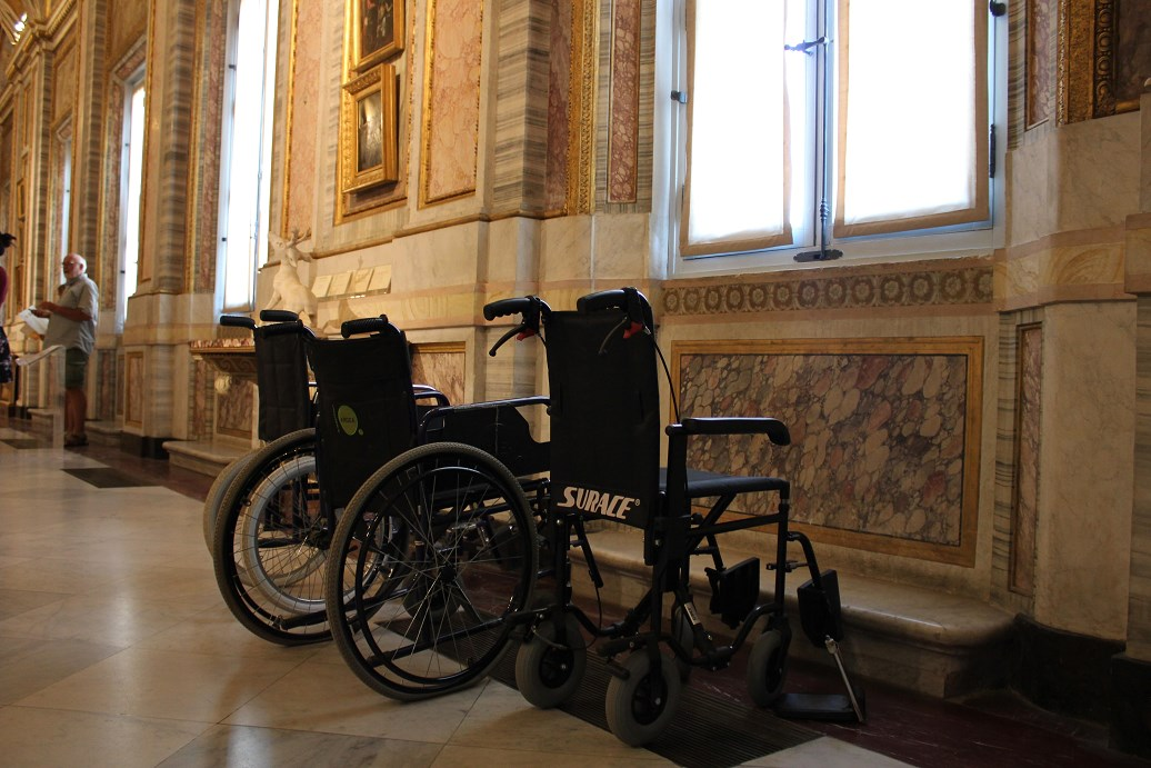 borghese gallery hours Borghese Wheelchair