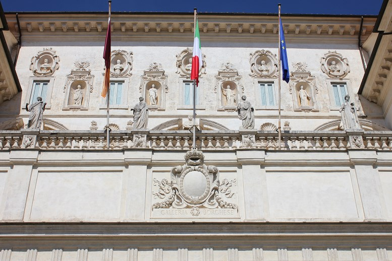 history of the borghese gallery