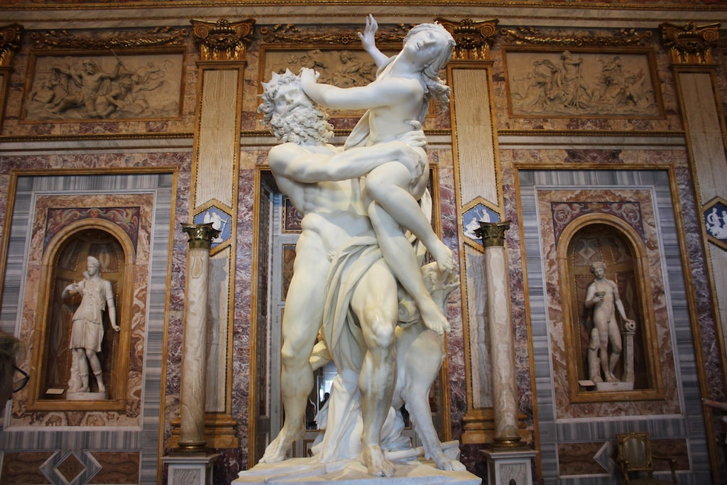 bernini sculptures