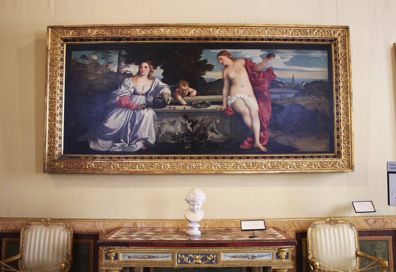 borghese masterpieces titian
