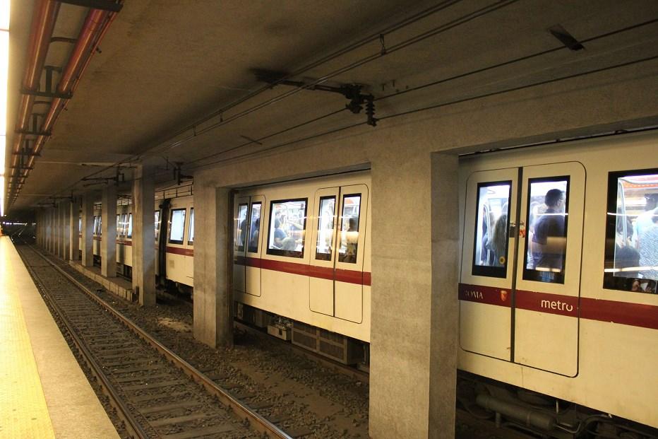 villa borghese tips Metro Rome