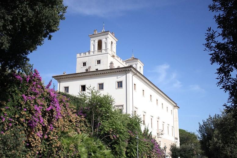 villa borghese tips Villa Medicis