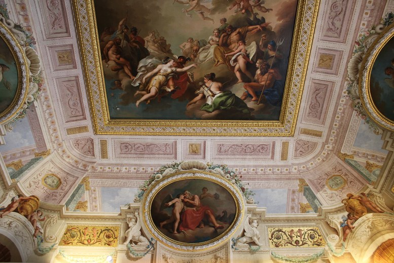 history of the borghese gallery Villa
