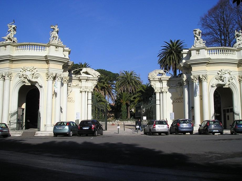 villa borghese tips Zoo Bioparco