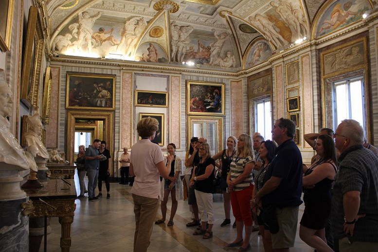 villa borghese tips Guiided Tour