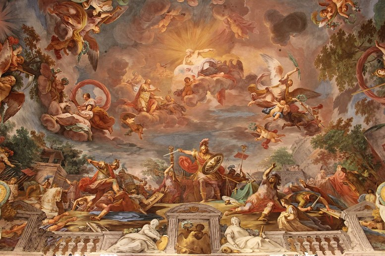 what to see in Borghese Gallery paintings