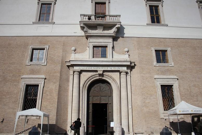 villa medici roma