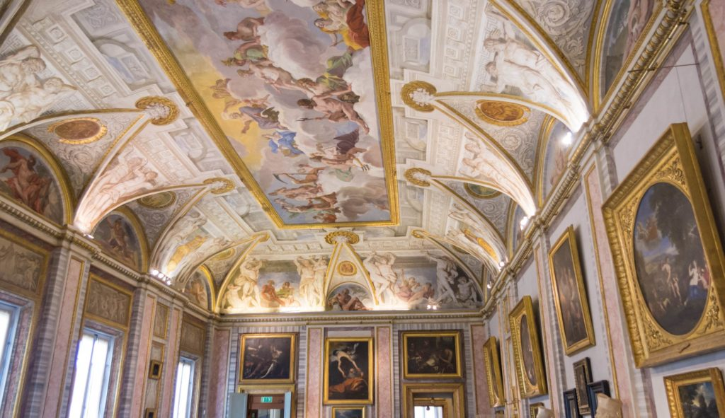 borghese gallery guide