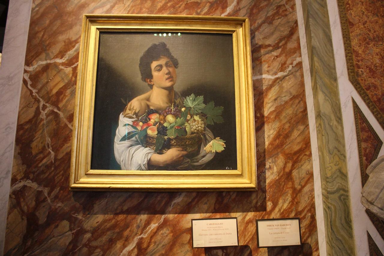 Caravaggio borghese gallery skip the line tickets