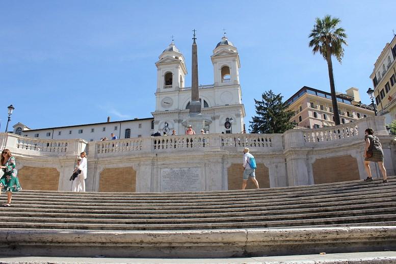 villa medici roma Piazza di Spagna