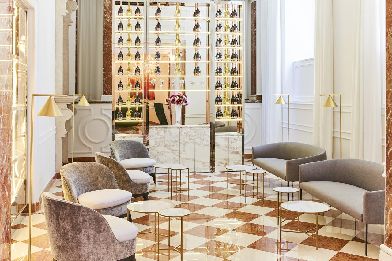 sofitel hotels near the borghese gallery