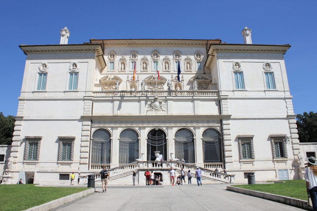 how to visit the villa borghese gardens