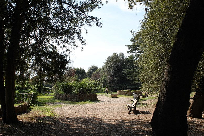 borghese gardens restaurant villa