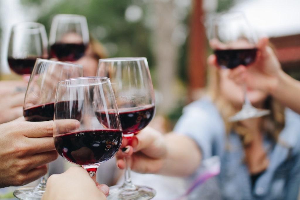 best wine bars near villa borghese