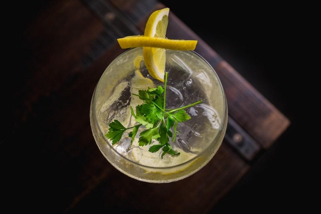 gin cocktails best bars near villa borghese