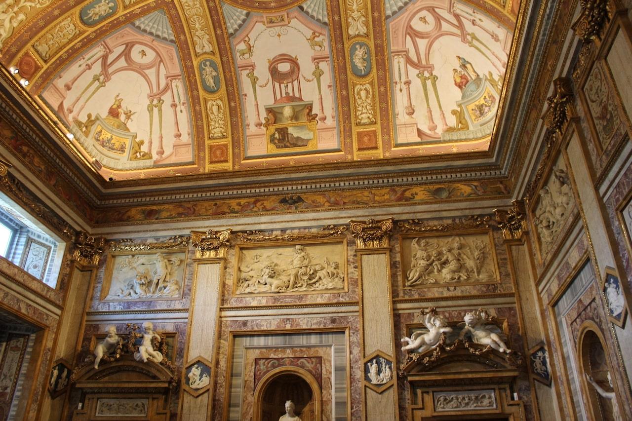 borghese museum galeria borghese