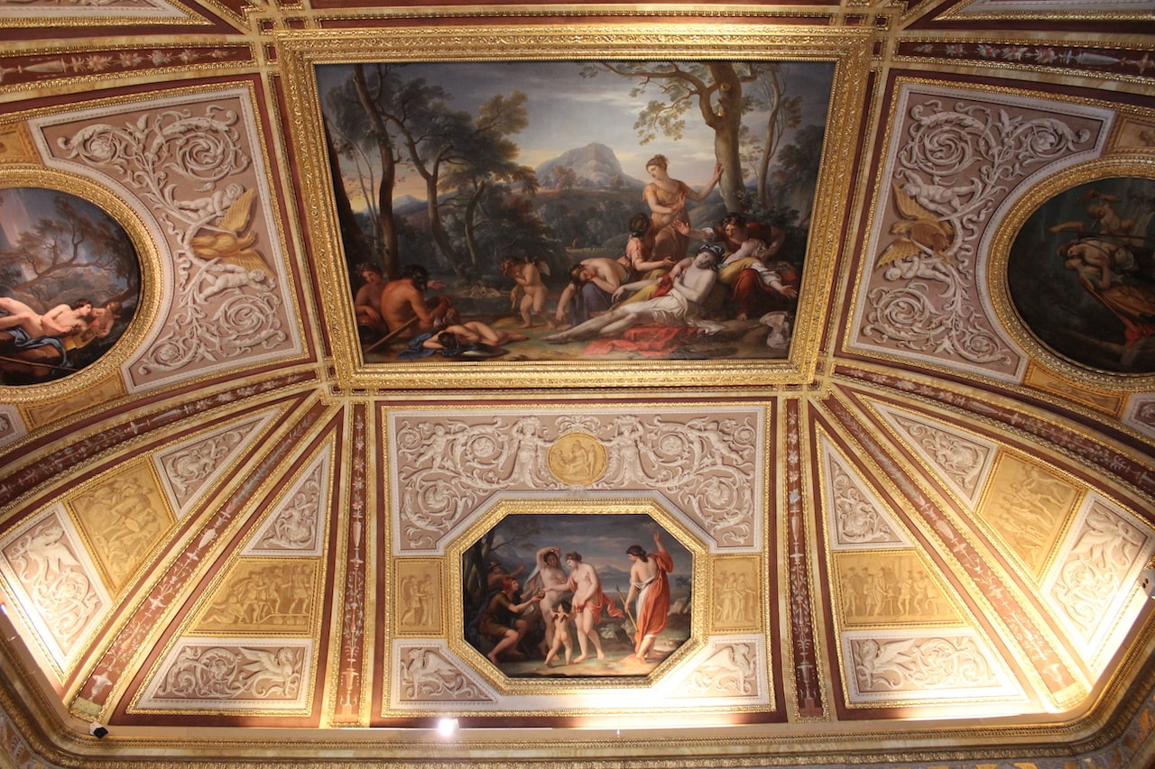 borghese museum Header Gallery