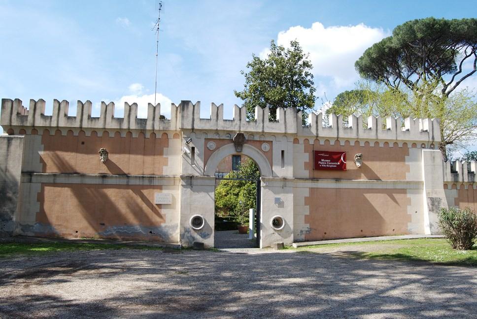 borghese museum Museo Pietro Canonica