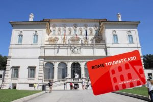 Visit the Villa Borghese – which Rome Tourist Card can you use?