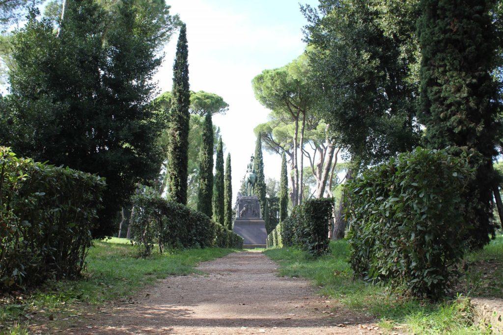 borghese gardens segway tour villa