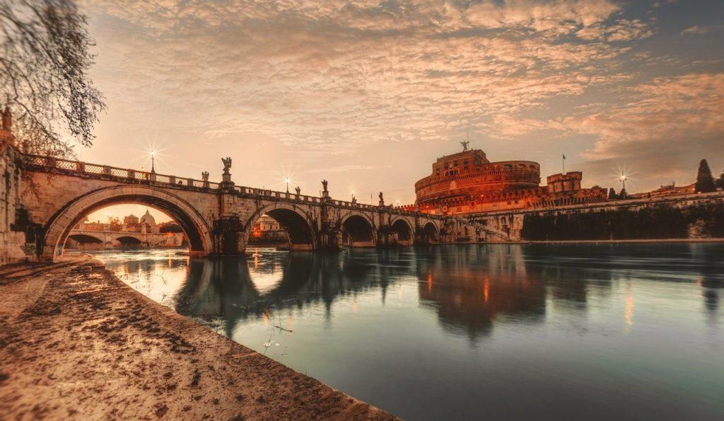 rome tourist card castel sant angelo