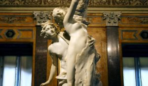 Apollo and Daphne story