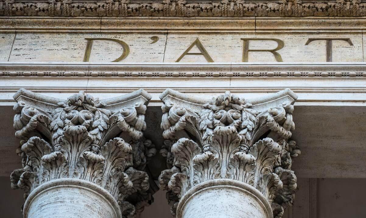 Galleria Nazionale d'Arte Moderna in Rome