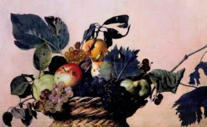The Basket of Fruit Caravaggio Painting Analysis & Facts