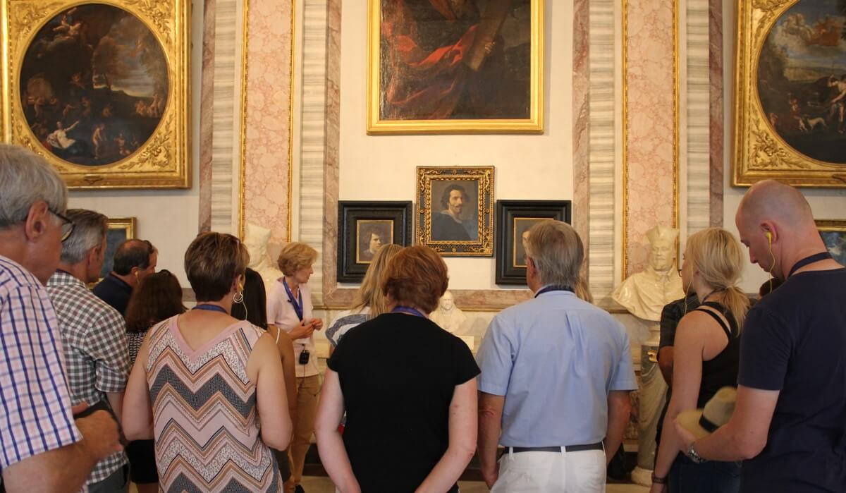 Borghese Gallery masterpieces