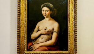 La Fornarina by Raphael – The Portrait of a Young Woman – Full Analysis